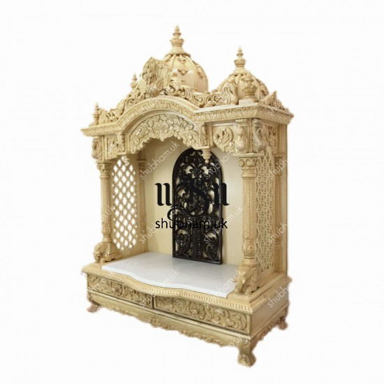 Sevan Wood Temple for Home