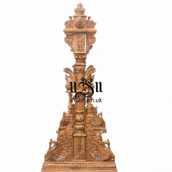 Royal Antique Design Wooden Swing Jhula for Home