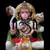 Exquisite Lord Bajrangi Hanuman Marble Statue Idol UK 15 inch