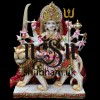 Magnificent Goddess Ambey Maa Durga Mata Marble Statues for your home temple in the UK