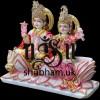 Buy God Laxmi Maa Vishnu Narayan Marble Idol Murti for your home
