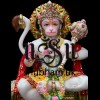 Our Signature Design Lord Hanuman Ji marble murti Idol for home