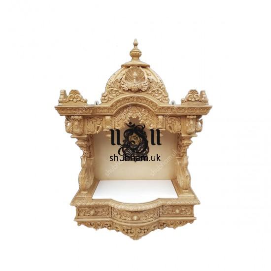 Buy Sevan Wood Hindu Temple for Home