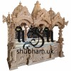 Master Piece - Signature Design BAPS Swaminarayan Sevan Wood Temple UK