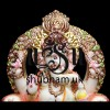 Exquisite God Ganesha Murti with Special Sinhasan - 15 inch
