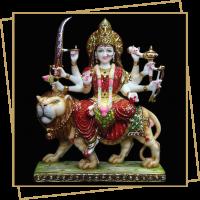 Durga Mata Murti